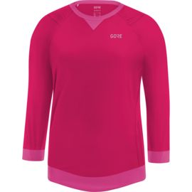 Gore Wear Damen C5 All Mountain 3/4 Jersey Longsleeve