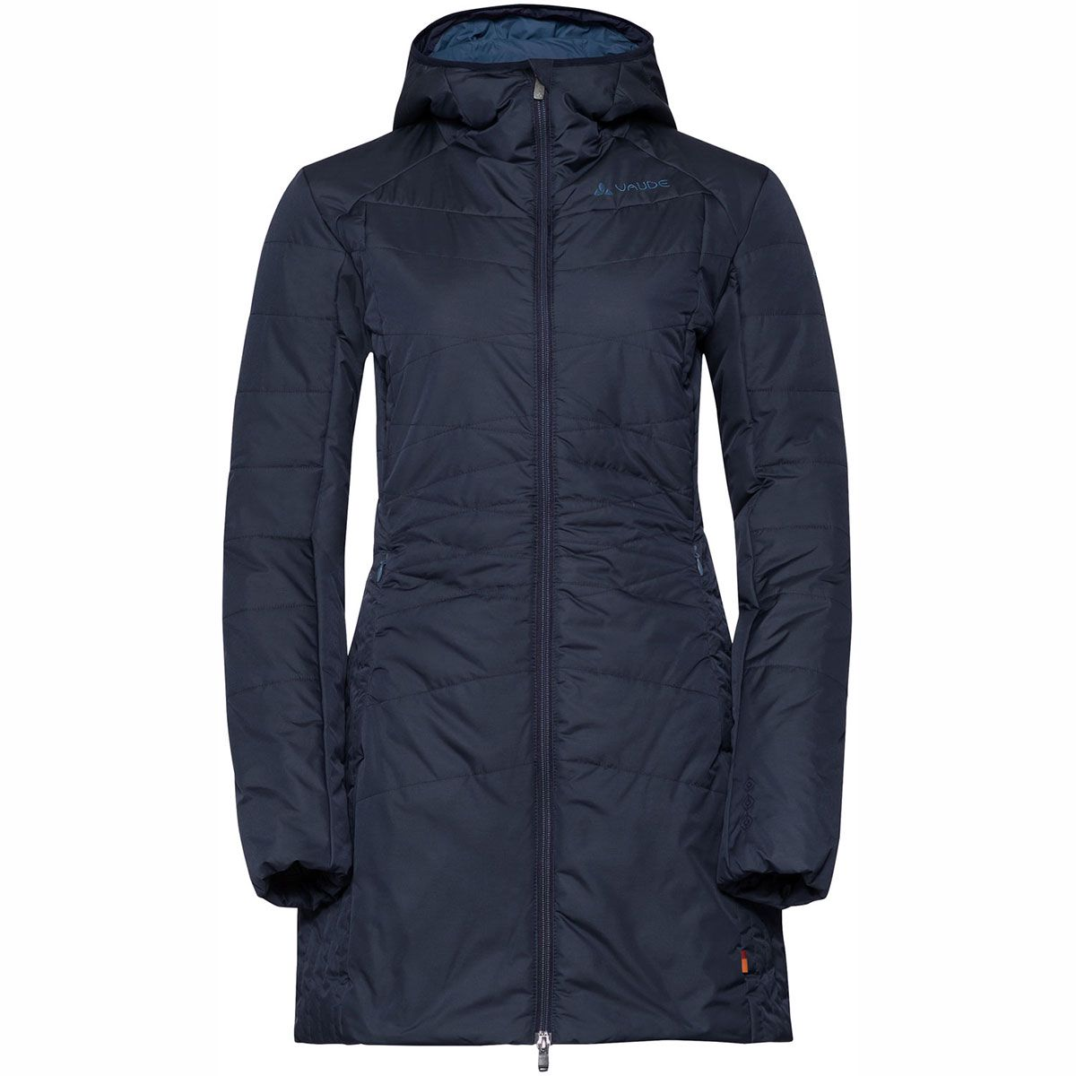 Vaude Damen Skomer Winter Mantel (Größe XL, Blau) | Winterjacken > Damen