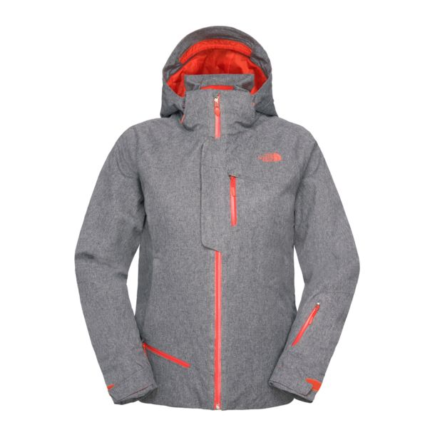 The North Face Women's Furano Novelty W's Jacket greystone blue greystone blue S