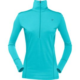 Norrona Women's Wool Zip Neck