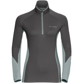 Vaude Damen Larice Light Zip-Shirt