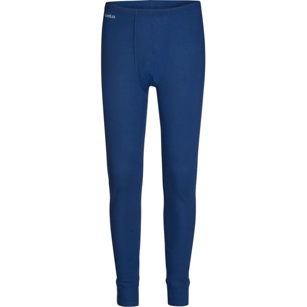 Odlo Herren Warm ST Hose estate blue S