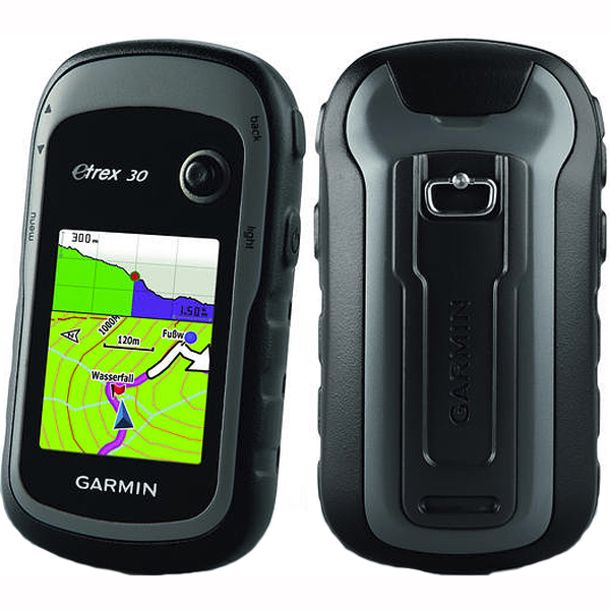garmin etrex 30 gps ger t mit topo light kaufen im. Black Bedroom Furniture Sets. Home Design Ideas