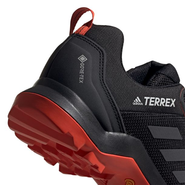 Herren Terrex AX3 GTX Schuhe core black carbon orange UK 7.5