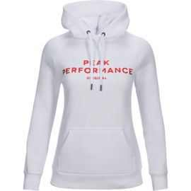 Peak Performance Damen Logo Sweatshirt