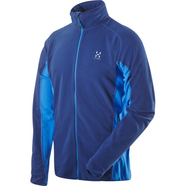 Haglöfs Heren Core Jacke hurricane blue S