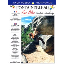 Jingo Wobbly Publishing Fontainebleau Fun Bloc, Escalade-Bouldering