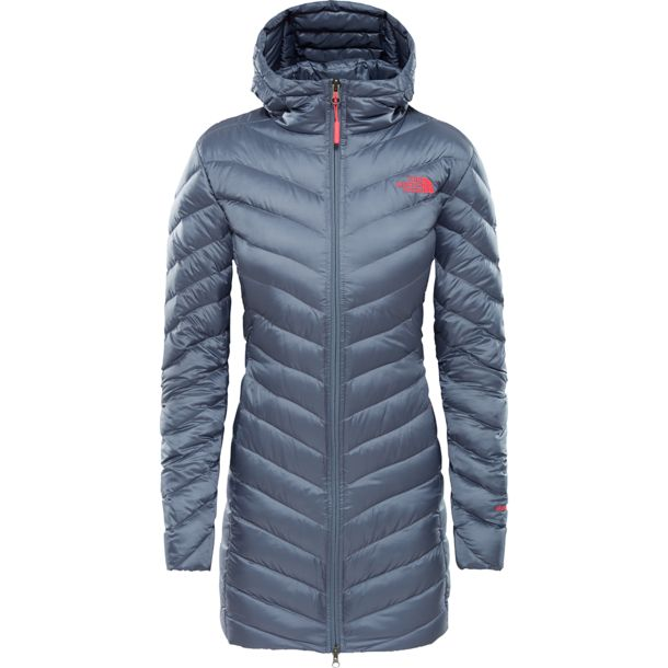 Buy The North Face Women s Trevail Coat grisaille grey XS online ... 8376acfb7