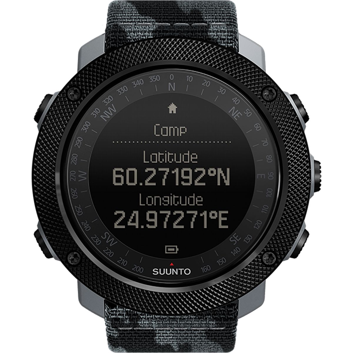 suunto traverse alpha camo gps uhr multifunktions outdoor. Black Bedroom Furniture Sets. Home Design Ideas