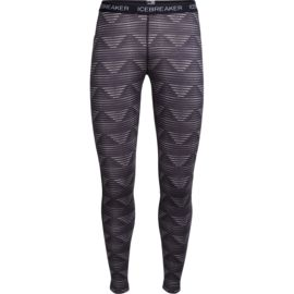 Icebreaker Damen Oasis Diamond Line Leggings