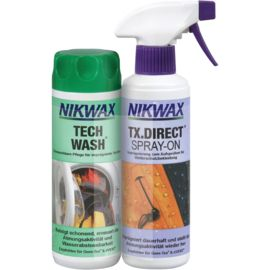 Nikwax Tech Wash + TX-Direct Spray