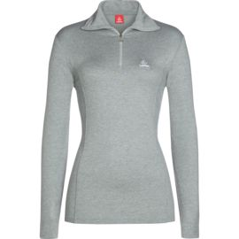 Löffler Damen Transtex Basic Zip Longsleeve