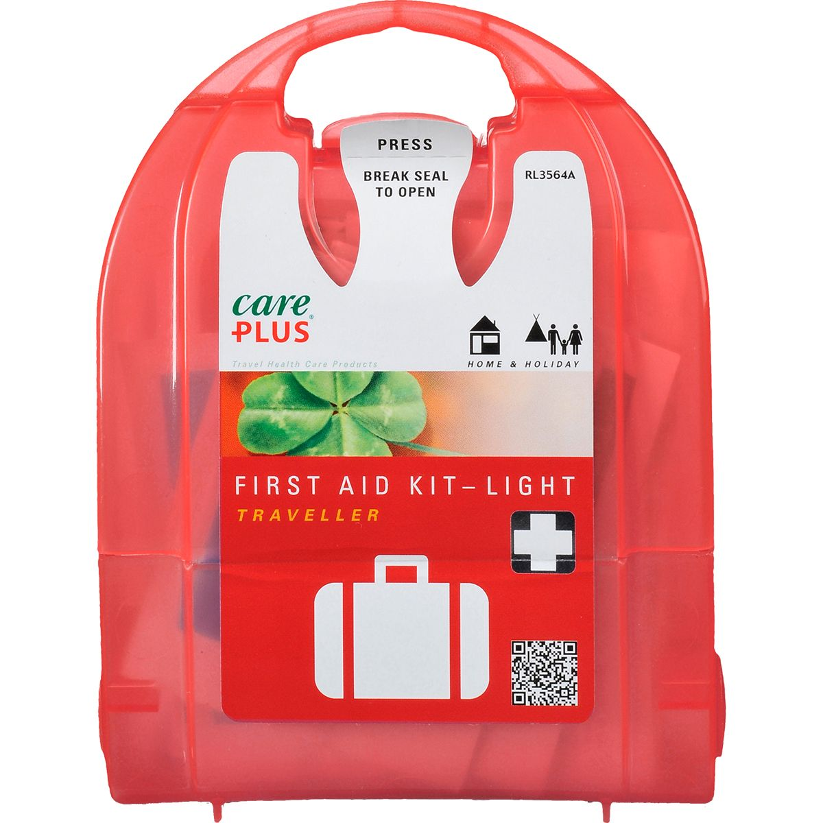 Image of Care Plus First Aid Kit Light - Traveller (Weiß)