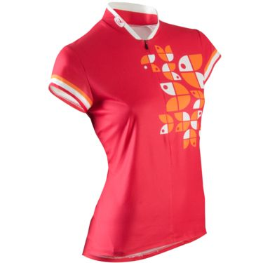 Sugoi Women's Provence W's Jersey rosa red S