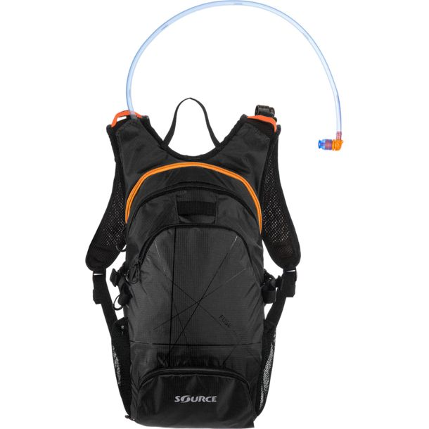 98c67efd2a3ed Source Fuse 3+9l Rucksack black florescent orange