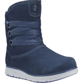 Timberland Damen Leighland Pull On WP Winterstiefel