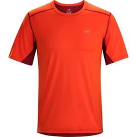 Arcteryx Men's Accelero Comp T-Shirt thalo blue