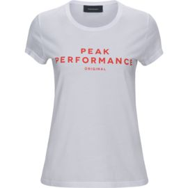 Peak Performance Damen Logo T-Shirt