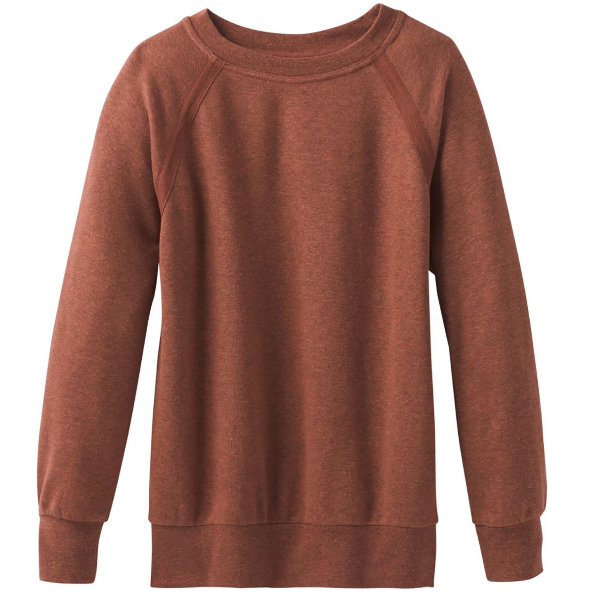 Prana Damen Cozy Up Sweatshirt (Größe L, Rot) | Pullover > Damen
