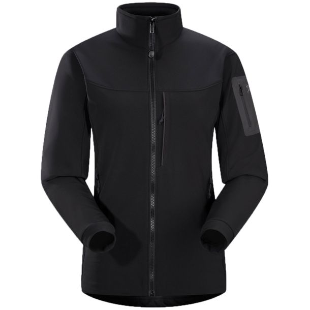 Arcteryx Women's Gamma MX W's Jacket blackbird black bird XS