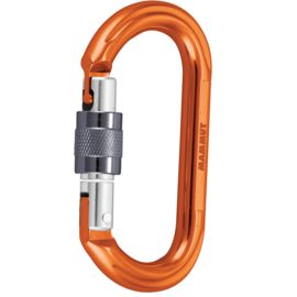 Mammut Wall Oval Screw Gate carabiner