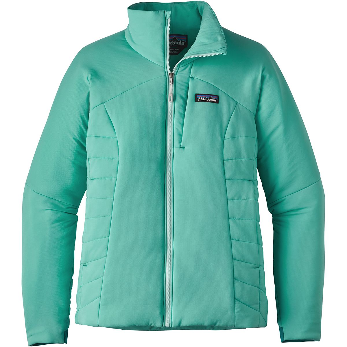 Patagonia Damen Nano-Air Jacke (Größe M, Blau) | Isolationsjacken > Damen