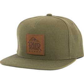 Poler Outdoor Stuff Lifty Snapback Cap