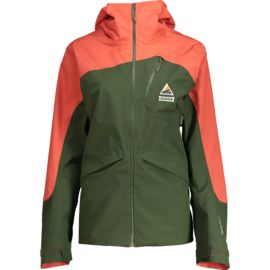 Maloja Dames MauerpfefferM. High Tech Jacke