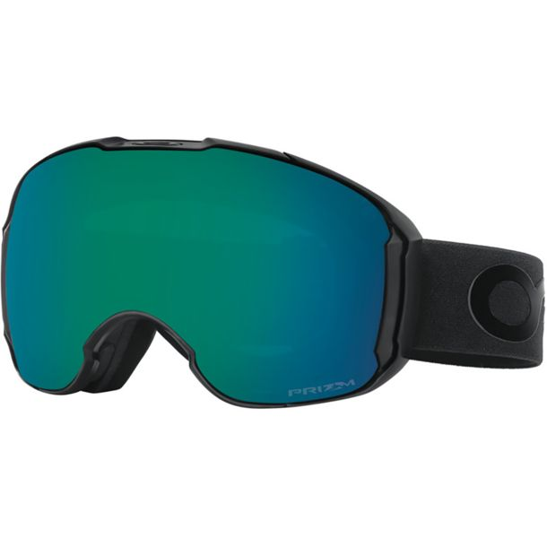 Oakley Airbrake XL Skibrille Factory Blackout/p.jade/p.rose Factory Blackout/p.jade/p.rose