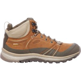 Keen Damen Terradora Leather Mid WP Schuhe