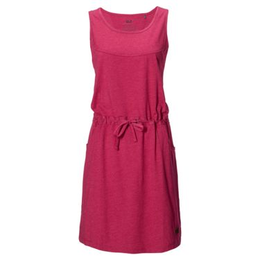 Jack Wolfskin Women's Alice W's Dress azalea red XS