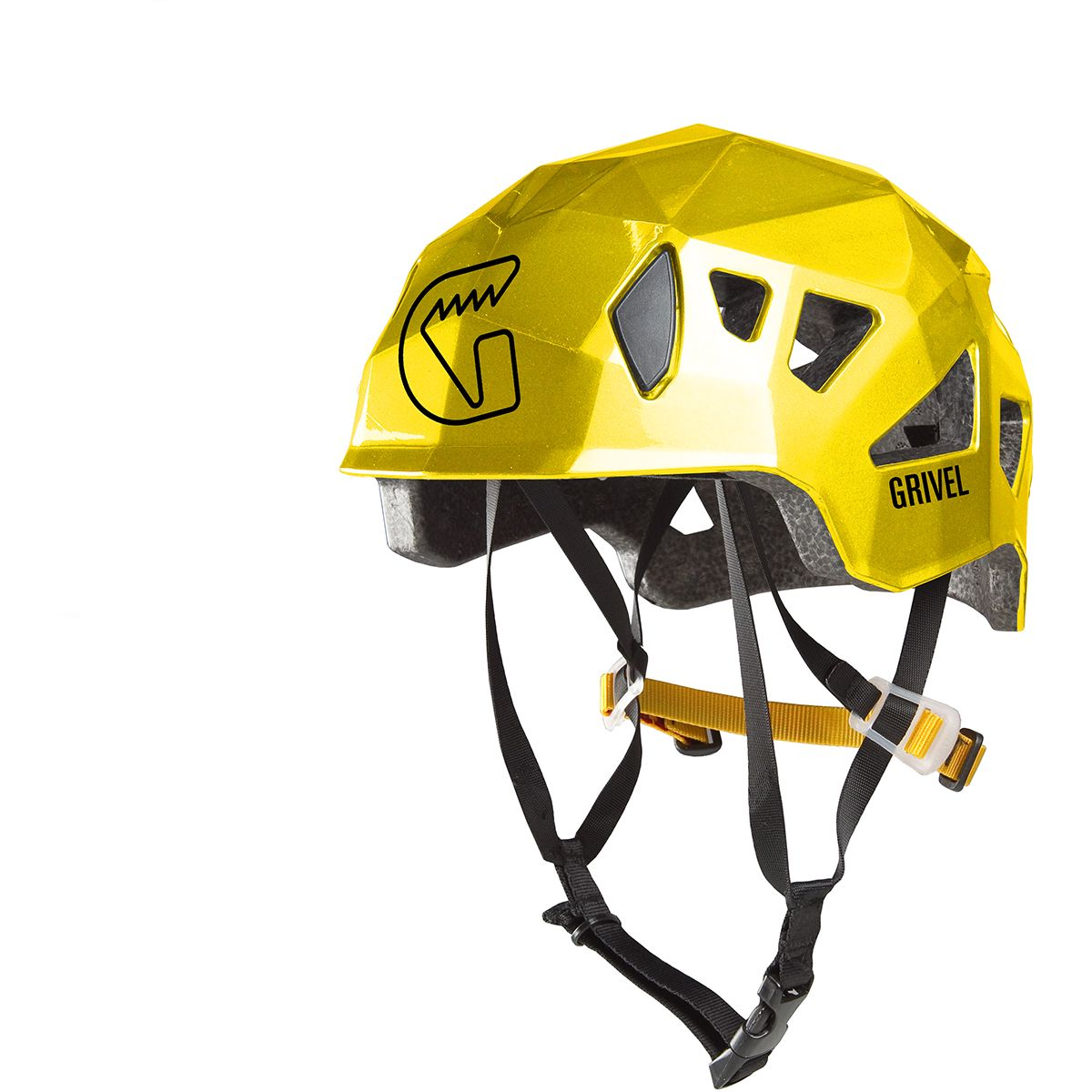 Image of Grivel Stealth Kletterhelm (Gelb)