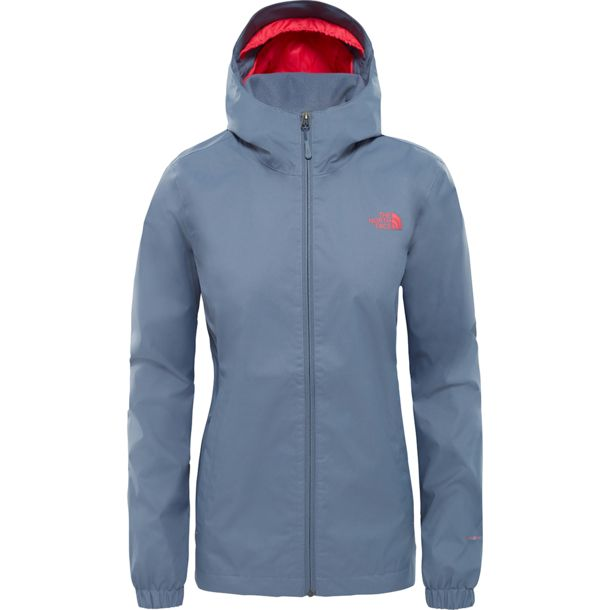 ce3ae2899be The North Face Women s Quest Jacket grisaille grey XS buy online in ...