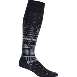 Icebreaker Damen LifeStyle Fine Gauge Over the Knee Socken
