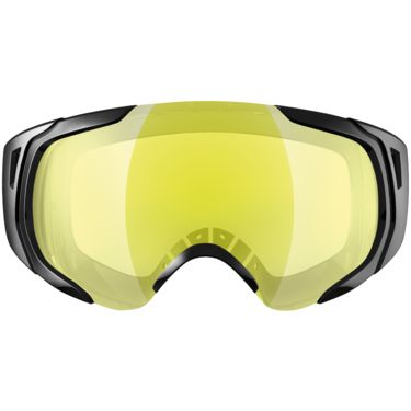 K2 Photoantic DLX Skibrille black-yellow/silver-mirror