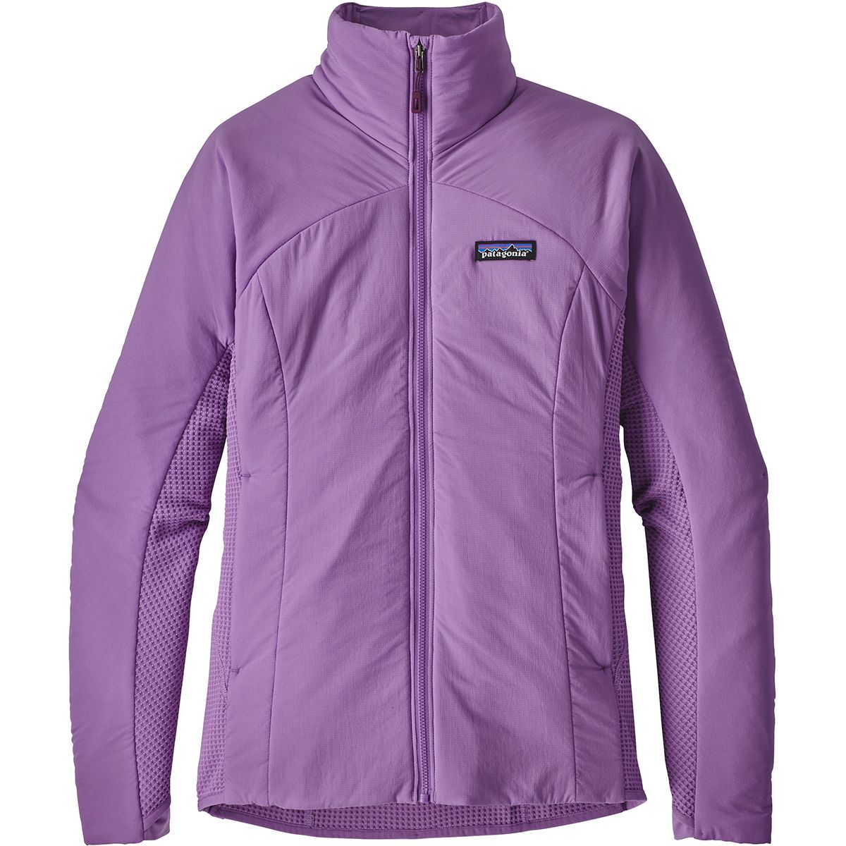 Patagonia Damen Nano-Air Light Hybrid Jacke (Größe L, Lila) | Isolationsjacken > Damen