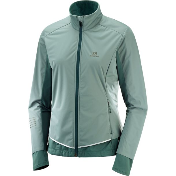 Women's Lightning Lightshell Jacket balsam green M