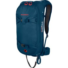 Mammut Rocker Protection 15 Lawinenrucksack ready