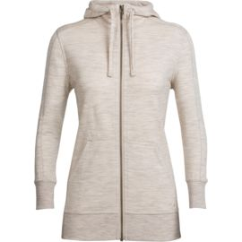 Icebreaker Damen Dia Hooded Jacke