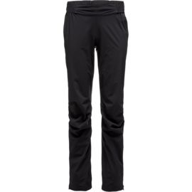 Black Diamond Damen Stormline Stretch Full Zip Hose