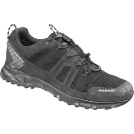 Mammut T Aenergy Mid GTX Women - Trekkingschuhe - black/whisper - Gr.39 1/3 - UK 6,0
