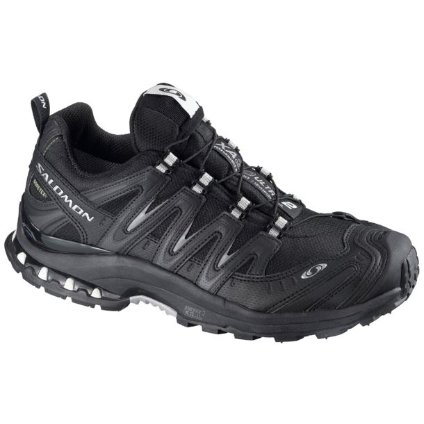 Salomon Women's XA Pro 3D Ultra 2 GTX W's shoes black black UK4