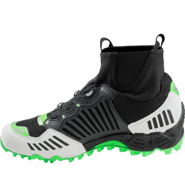 quality design where to buy new lifestyle Transalper U Gore-Tex Shoe Black/Lime Punch UK 4