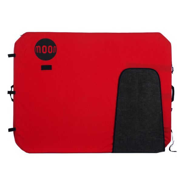 moon Warrior Crashpad red-black
