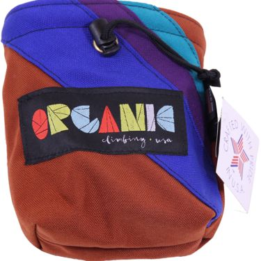 Organic Medium Chalkbag Bent1