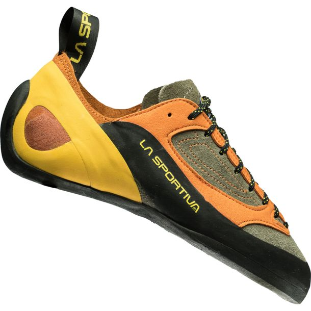 La Sportiva Finale Kletterschuhe brown-orange 38