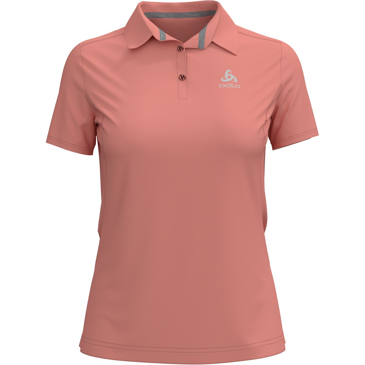 Odlo Damen Polo Shirt S/s F-dry (Größe M, Orange) | T-Shirts Funktion > Damen