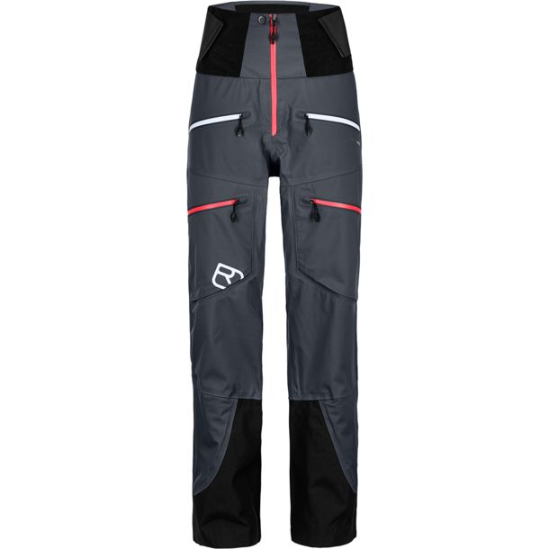 outlet store bec06 be661 Women's Guardian Shell Pant black steel XS