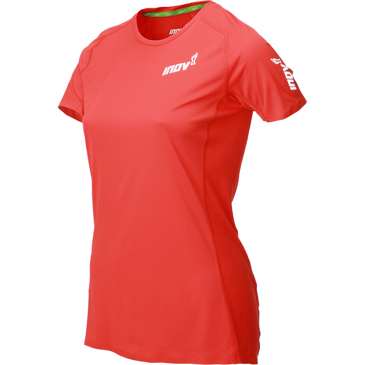 Inov-8 Damen Base Elite T-Shirt (Größe M, Rot) | T-Shirts Funktion > Damen