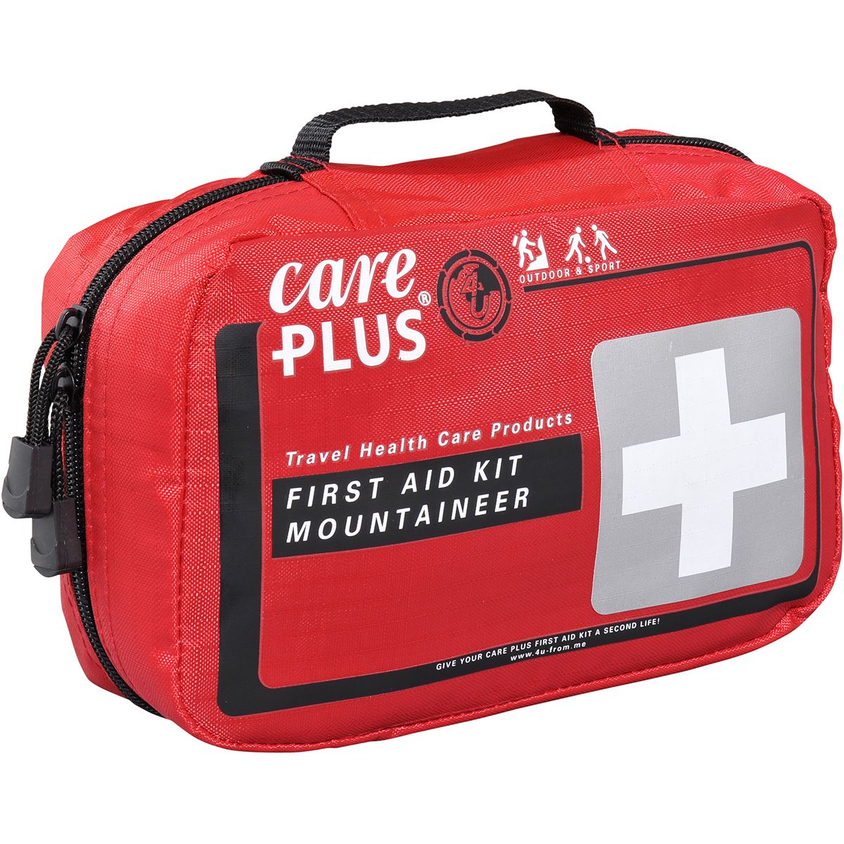 Image of Care Plus First Aid Kit Mountaineer (Weiß)
